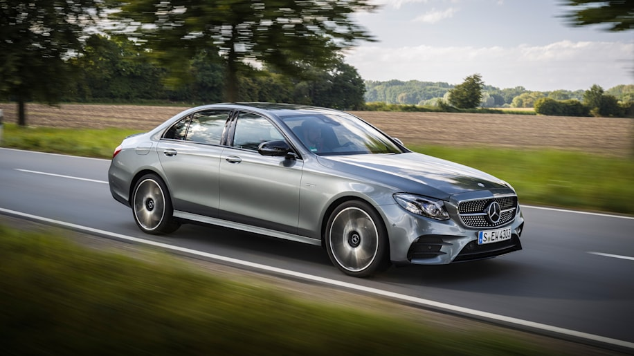 When amg becomes normal 2017 mercedes amg e43 first for 2017 mercedes benz e43 amg