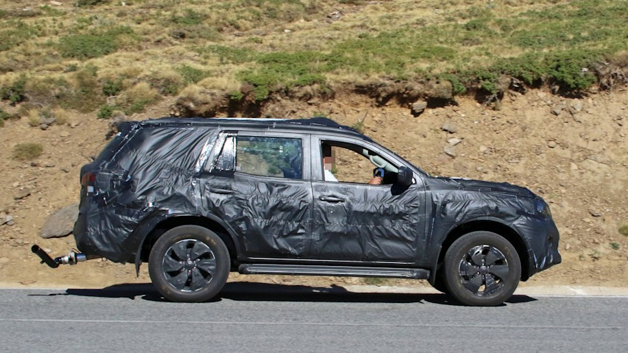 This Nissan Navara Based Suv Could Be The Next Xterra But Isn T