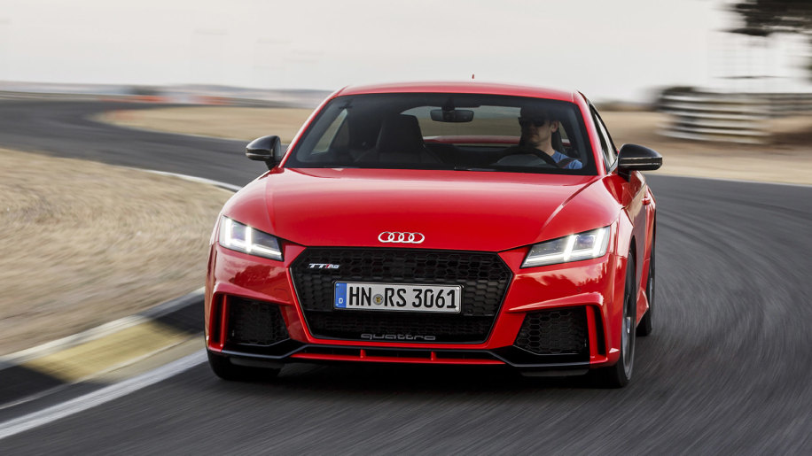 Five cylinders no waiting  2018 Audi TT RS First Drive  Autoblog
