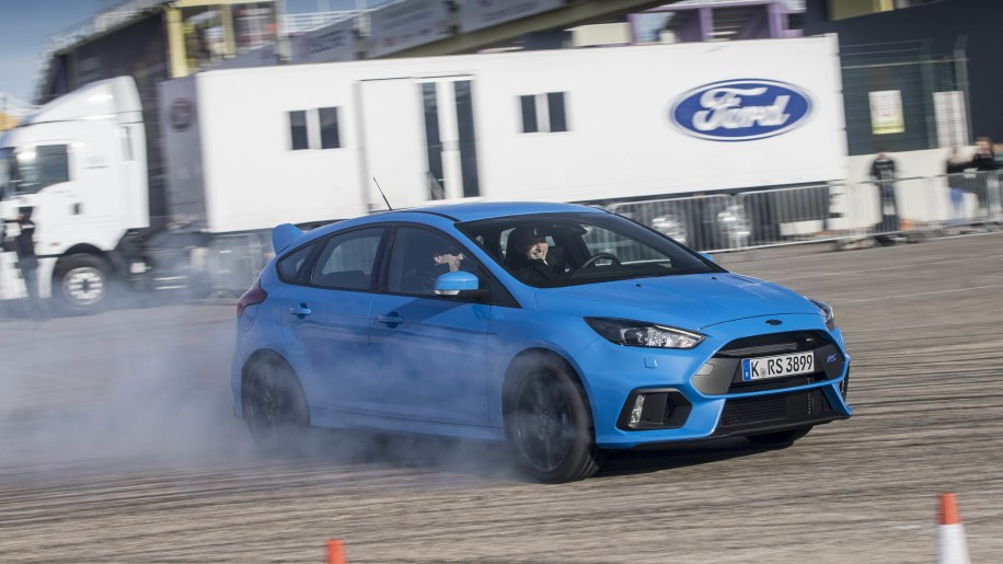 Ford Fiesta RS Drift Mode