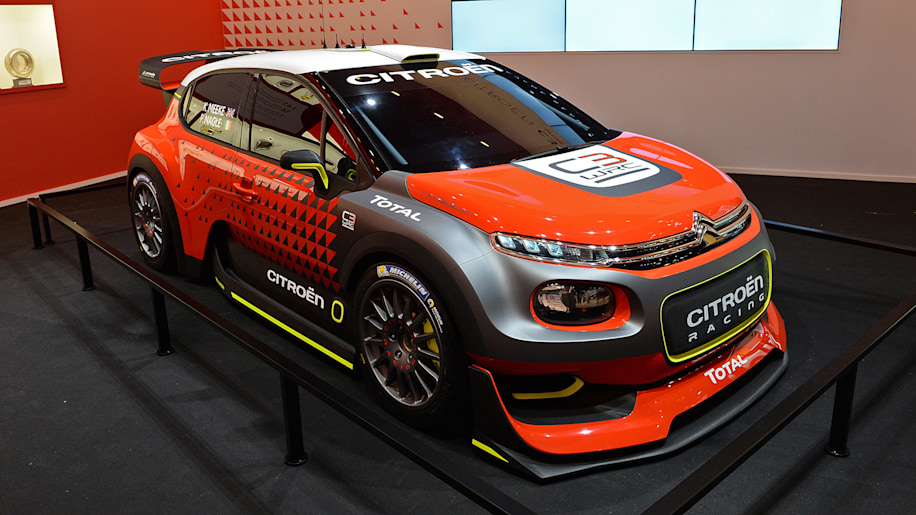 Citroen C Rally Car For Sale