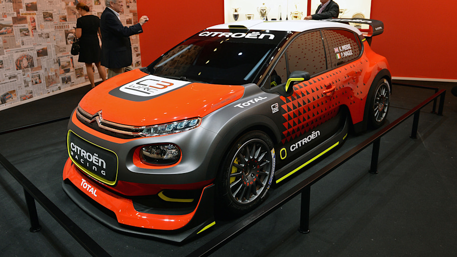 citroen c3 wrc concept shows why we love rally cars autoblog. Black Bedroom Furniture Sets. Home Design Ideas