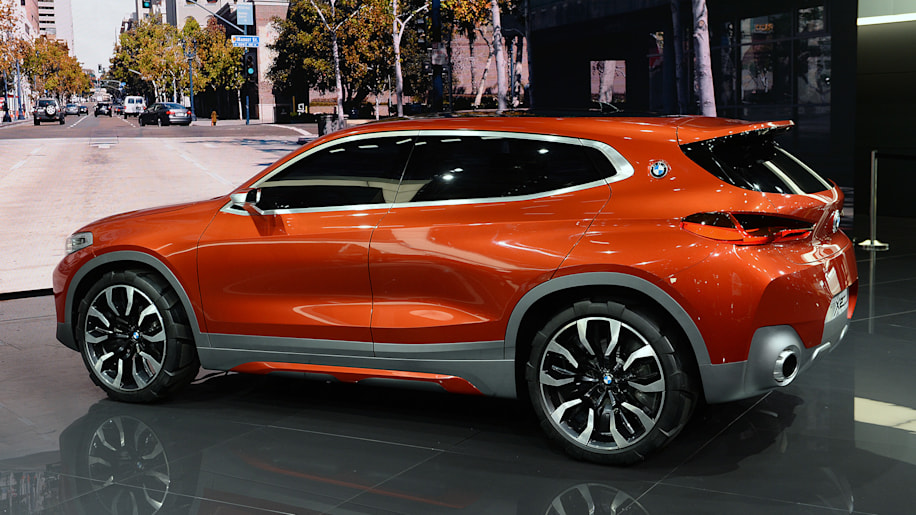 The Bmw Concept X2 Broke A Bunch Of The Brand S Design