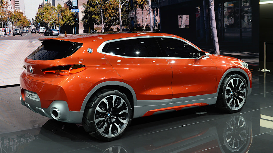 the bmw concept x2 broke a bunch of the brand 39 s design rules autoblog. Black Bedroom Furniture Sets. Home Design Ideas