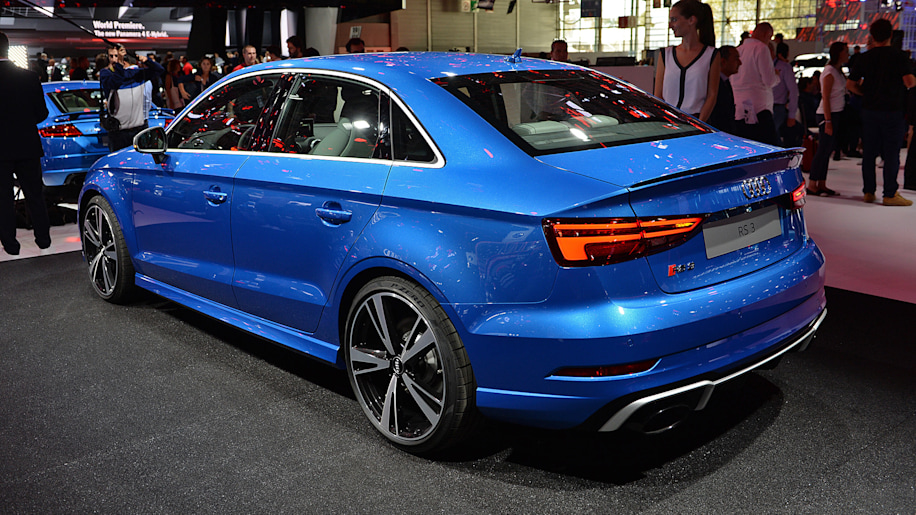 The New Audi RS Does In Seconds Cars - Audi s3 0 60