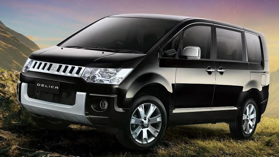 Nissan Should Kill The Quest And Bring The Mitsubishi Delica D 5 To