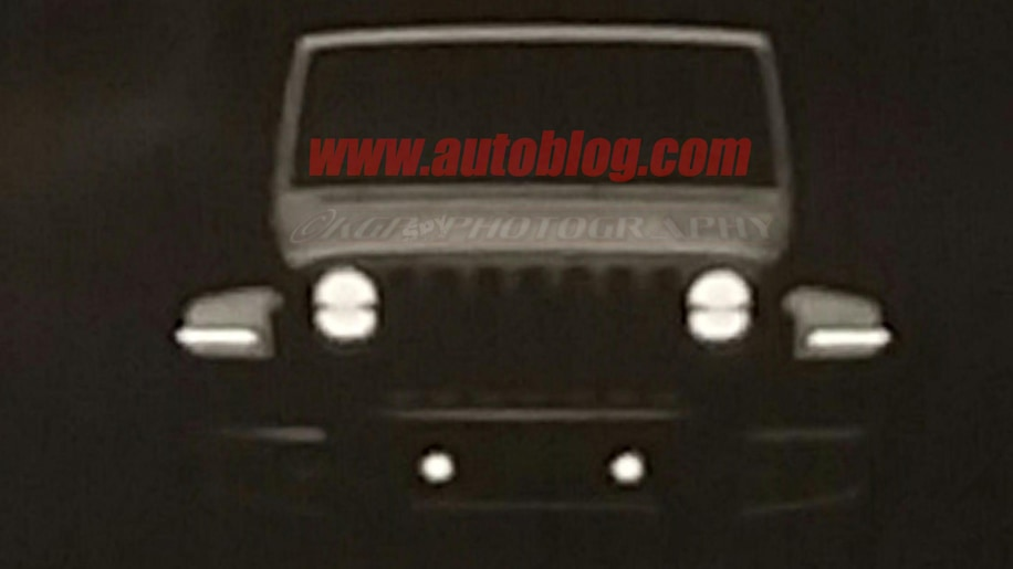 2018 jeep deals. fine jeep 2018 jeep wrangler jl dealer leak spy shots front end rendering inside jeep deals