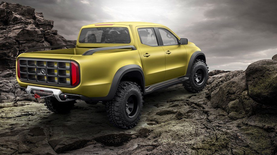 2018 mercedes benz x class price. Wonderful Mercedes MercedesBenz XClass Concept Slide4246246 Slide4246247 Throughout 2018 Mercedes Benz X Class Price
