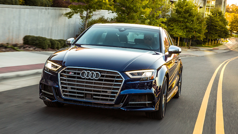 the hot hatch without a hatch 2017 audi s3 first drive. Black Bedroom Furniture Sets. Home Design Ideas