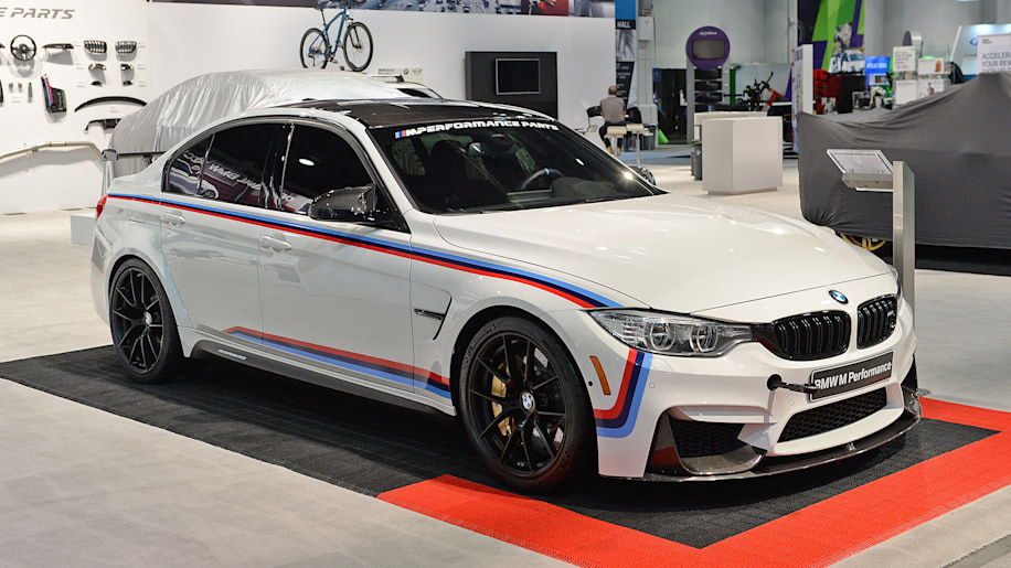 BMW will show huge range of M Performance parts at SEMA ...