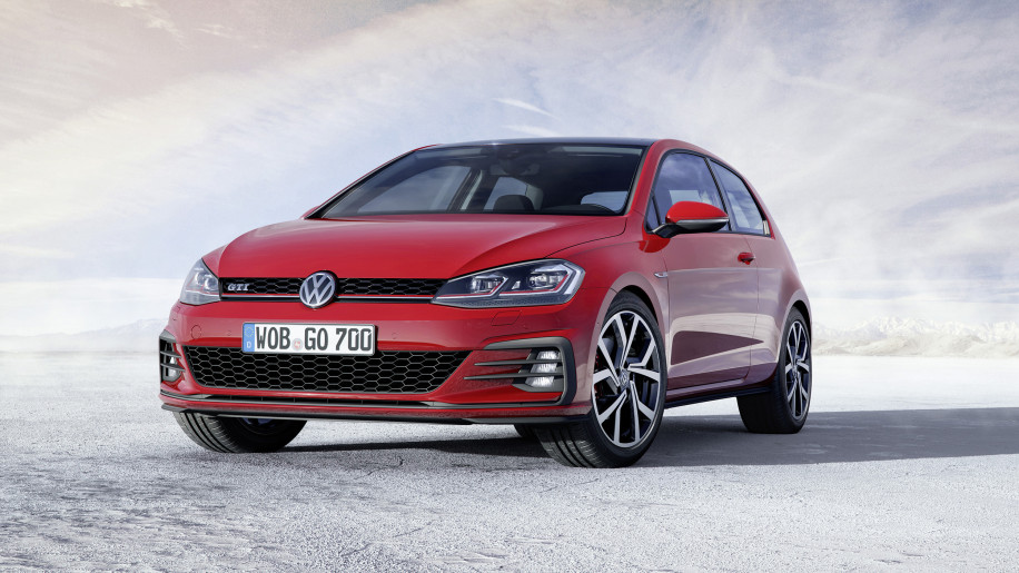 Many Improvements for the 2018 Volkswagen Golf