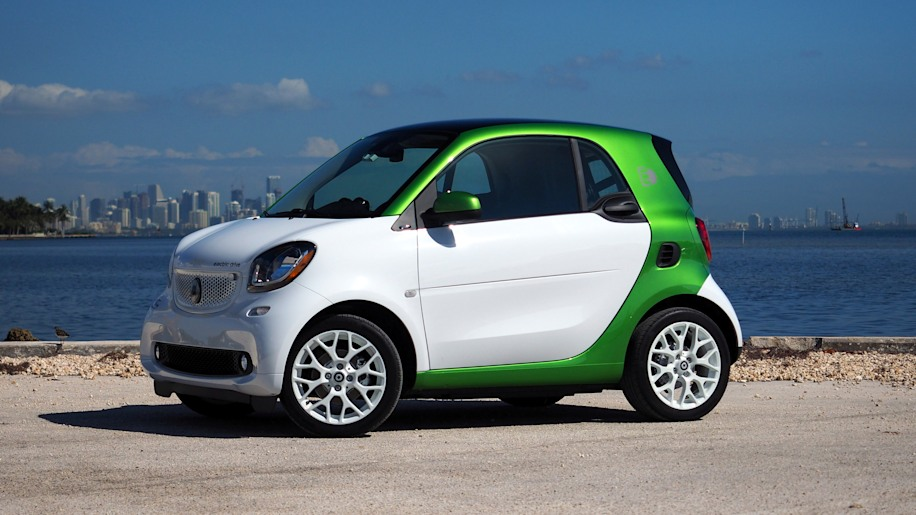 A Quirky Proposition Smart Fortwo Electric Drive First