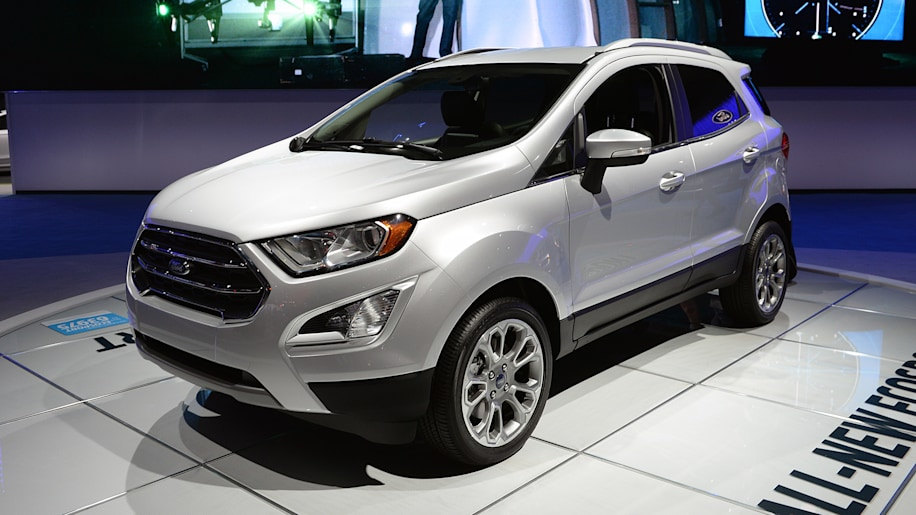 Image Result For Ford Ecosport In Usa