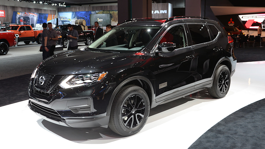 2017 nissan rogue rogue one star wars limited edition nov 16 2016 photo gallery autoblog. Black Bedroom Furniture Sets. Home Design Ideas