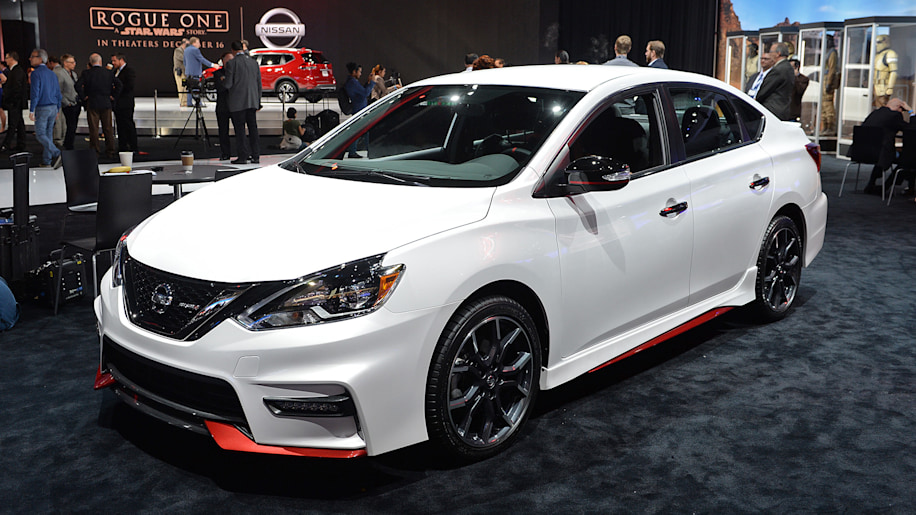 2017 nissan sentra nismo la 2016 photo gallery autoblog. Black Bedroom Furniture Sets. Home Design Ideas