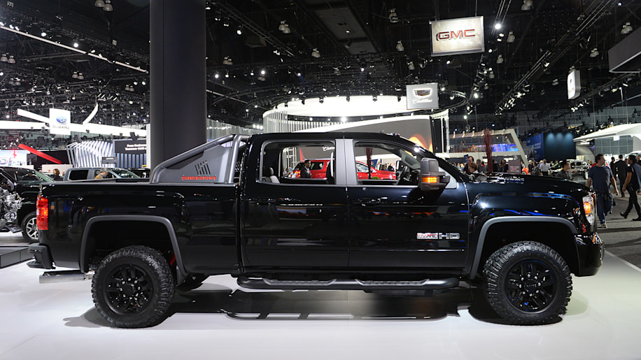 2017 gmc sierra 2500hd all terrain x eyes ram power wagon. Black Bedroom Furniture Sets. Home Design Ideas