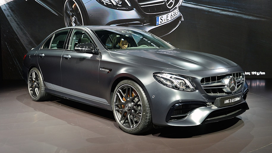 2018 mercedes amg e63s debuts in la with 603 horsepower for Mercedes benz e63s