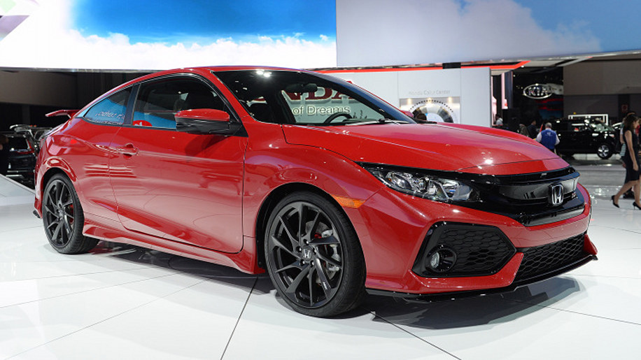 Honda Civic Si Coupe Concept