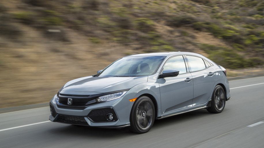 Hot Or Not Honda Civic Hatchback First Drive Autoblog