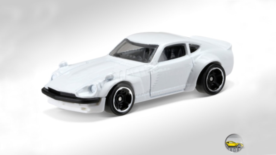 Hot Wheels version of Sung Kang's Fugu Z