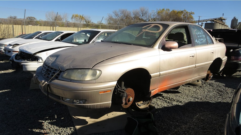 Junked 1998 Cadillac Catera Photo Gallery