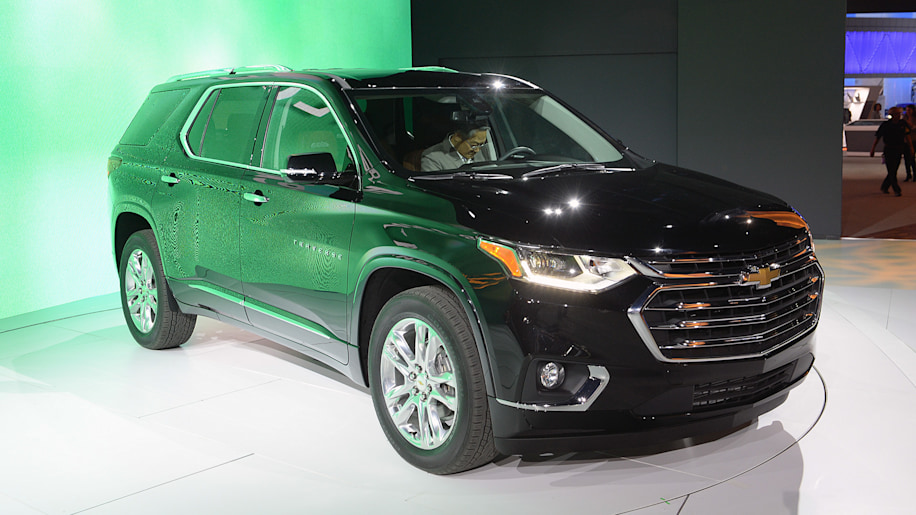 New Chevy Traverse, Buick Enclave Use Older Engines | GM Authority