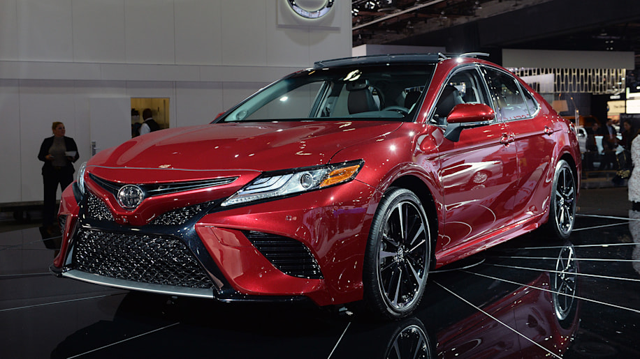 Honda Accord Commercial >> 2018 Toyota Camry: Detroit 2017 Photo Gallery - Autoblog
