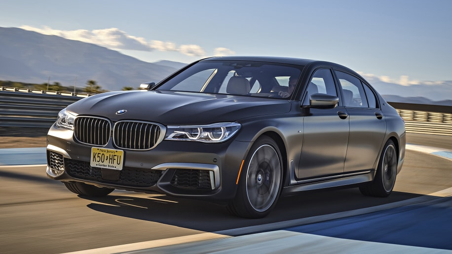BMW M760i Drivers Notes