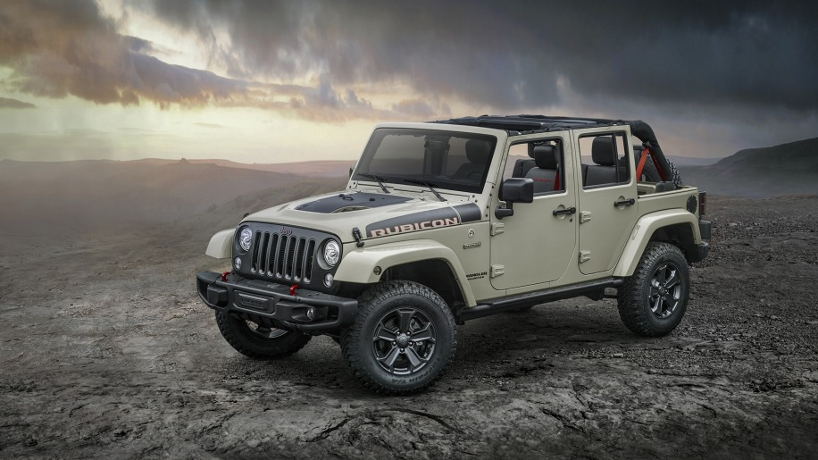 2017 Jeep Wrangler Rubicon Recon lead