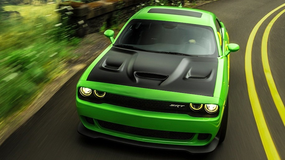 2017 Dodge Challenger and Charger Hellcat