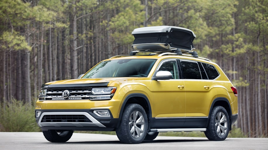 Volkswagen Atlas Weekend Edition Concept lead