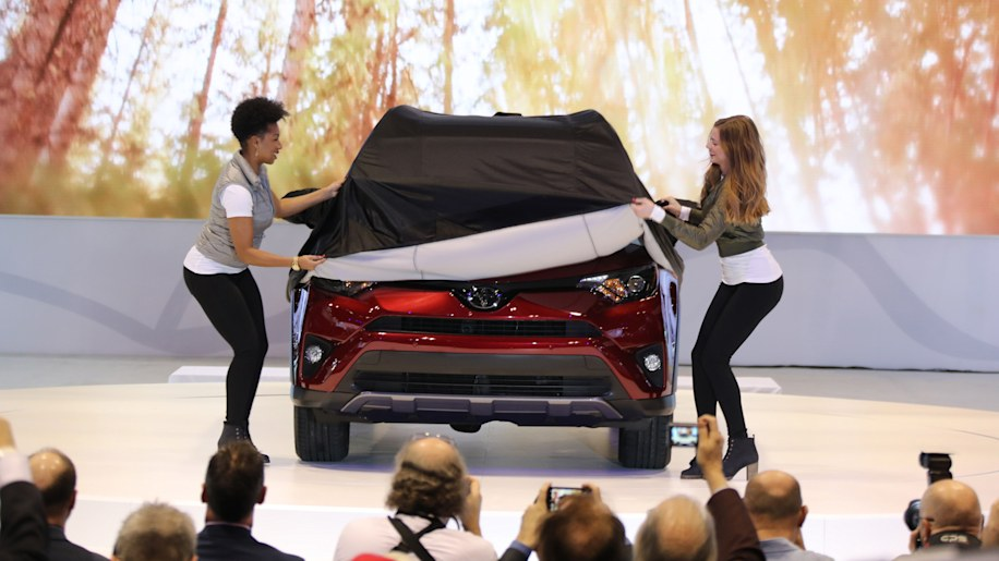 2018 Toyota RAV4 Adventure reveal