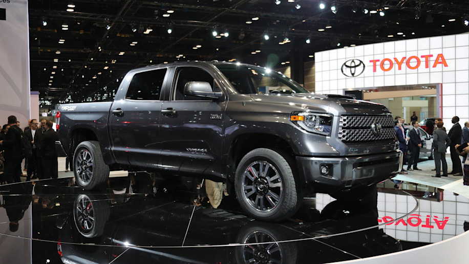 toyota shows off tundra and sequoia trd sport rav4 adventure models in chicago autoblog. Black Bedroom Furniture Sets. Home Design Ideas
