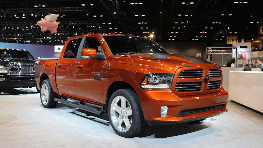 ram 1500 copper sport 2017 chicago auto show photo gallery autoblog. Black Bedroom Furniture Sets. Home Design Ideas