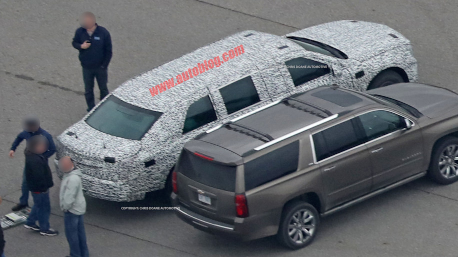 The New Presidential Limo Is Almost Ready And Way Bigger Than A