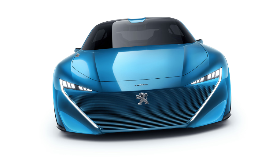 peugeot 39 s instinct concept will connect all of your things autoblog. Black Bedroom Furniture Sets. Home Design Ideas