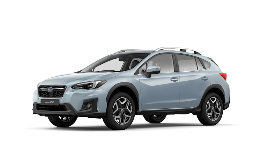2017 Subaru XV front three-quarter
