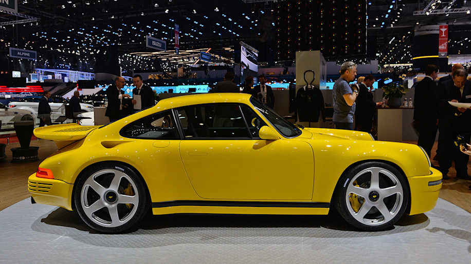 The Ruf Yellow Bird The Inside Story On Why It Flies Again Autoblog