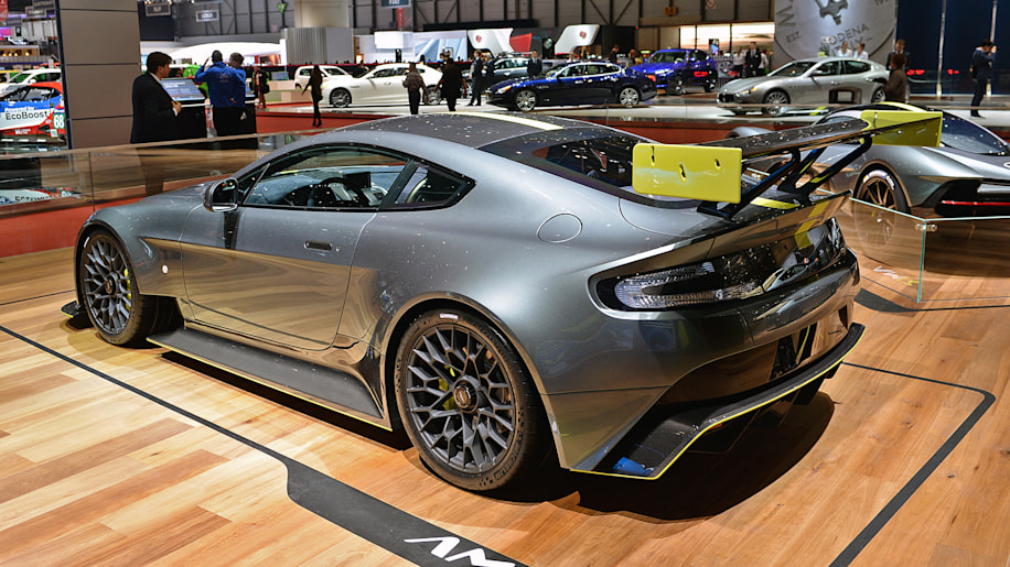 AMR Pro Geneva Motorshow 2017  10 years after the N24 was launched there. Should the N24 Vantage be included in Jon39 s list   Page 1