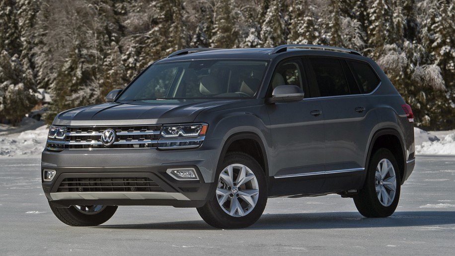 late to the party come prepared 2018 volkswagen atlas. Black Bedroom Furniture Sets. Home Design Ideas
