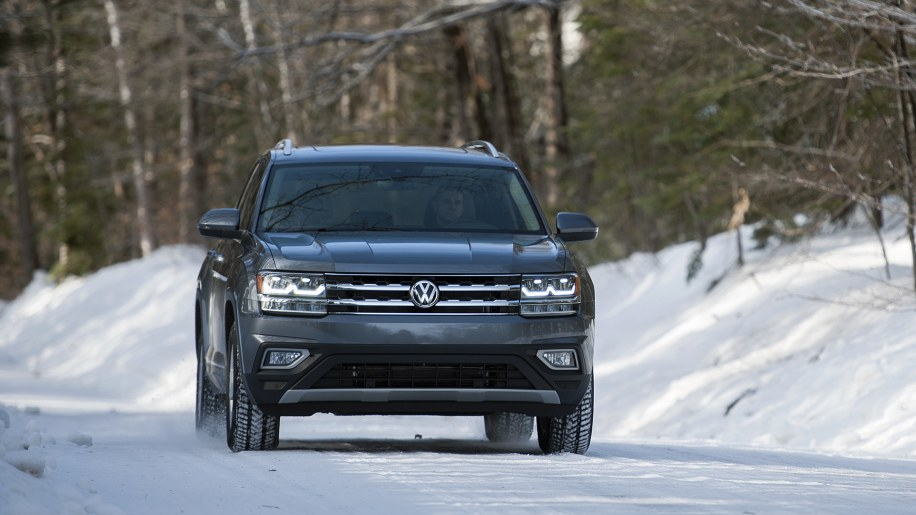 Late to the party, come prepared | 2018 Volkswagen Atlas First Drive - Autoblog