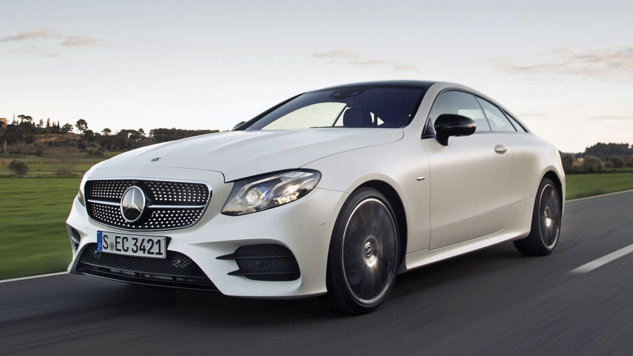2018 mercedes benz e class coupe first drive photo gallery autoblog. Black Bedroom Furniture Sets. Home Design Ideas