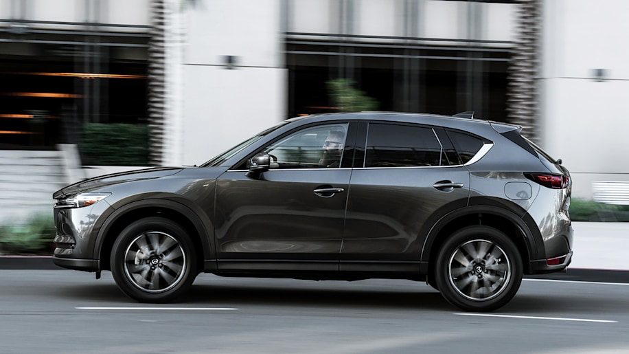 Sweating The Small Stuff 2017 Mazda Cx 5 First Drive Autoblog