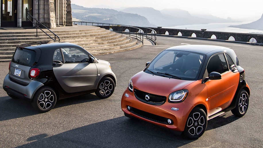 Smart ForTwo Pure - $15,400