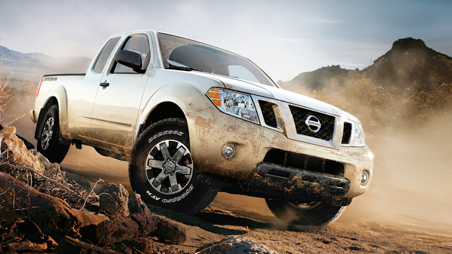 Best Pickup Truck Value: Nissan Frontier
