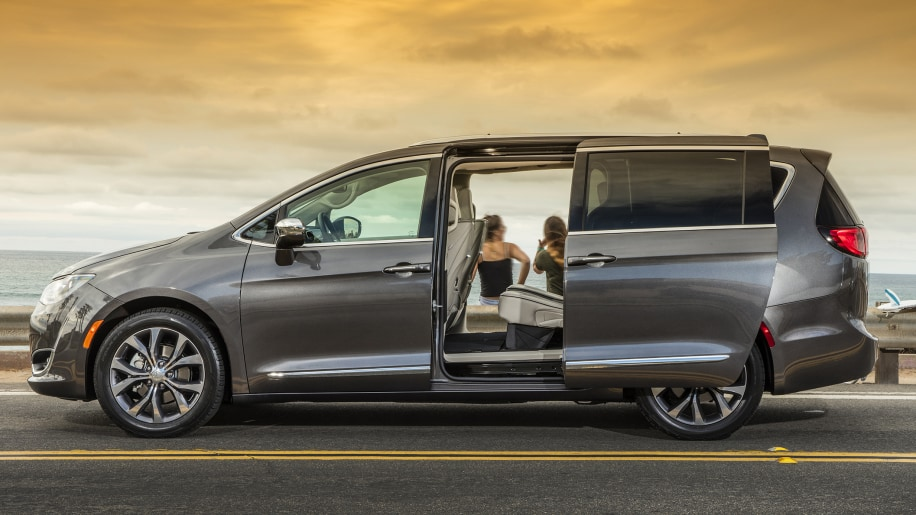 Best Minivan Value: Chrysler Pacifica