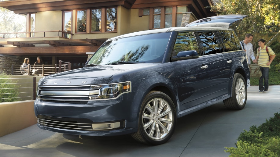 Best Large SUV Value: Ford Flex
