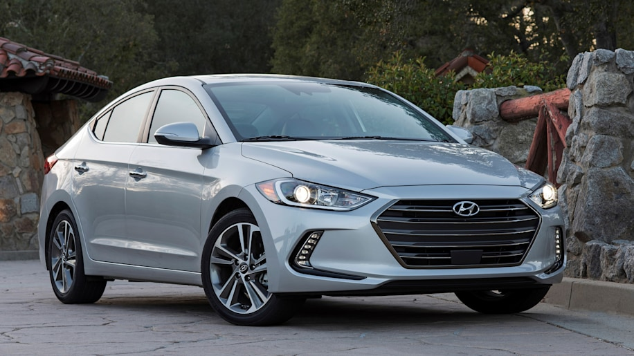 Best Compact Car Value: Hyundai Elantra