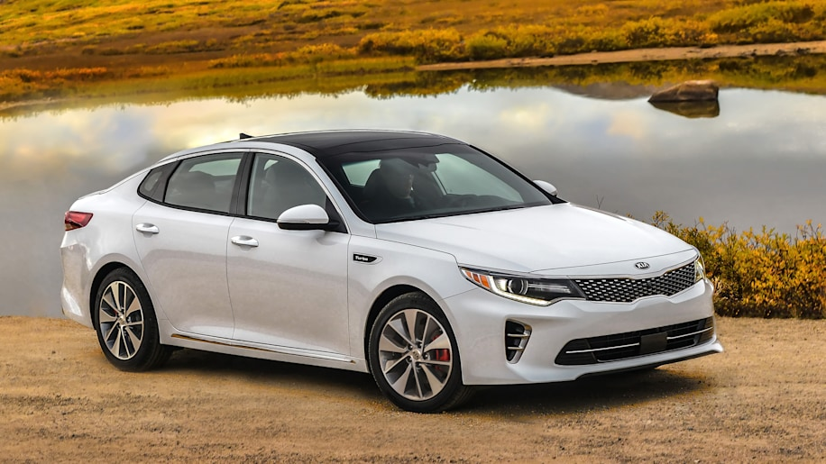 Best Midsized Car Value: Kia Optima