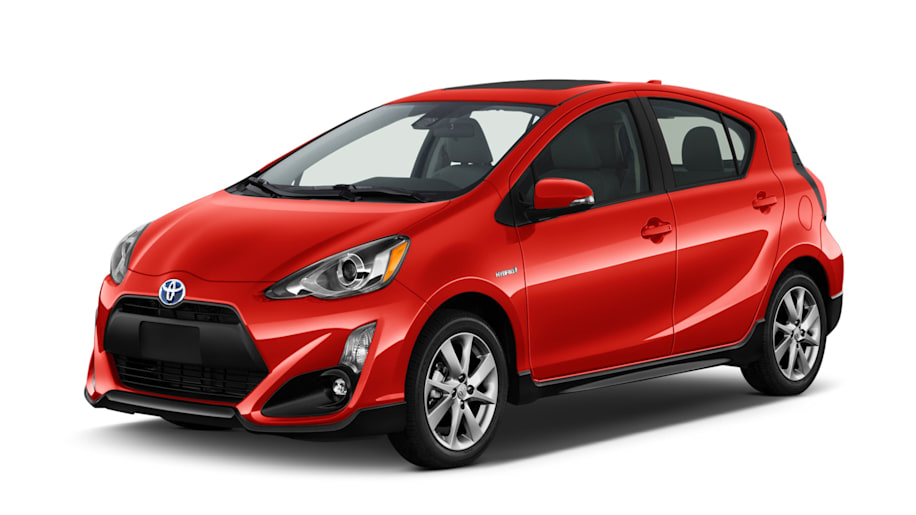 Best Subcompact Car Value: Toyota Prius C